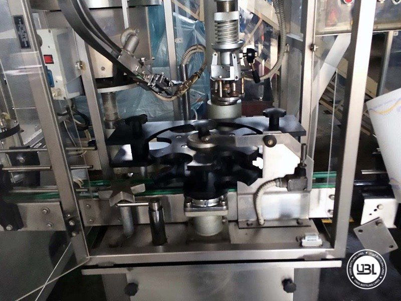 Used Complete Glass Line for Alcohol, Oil 2500 bph - 5