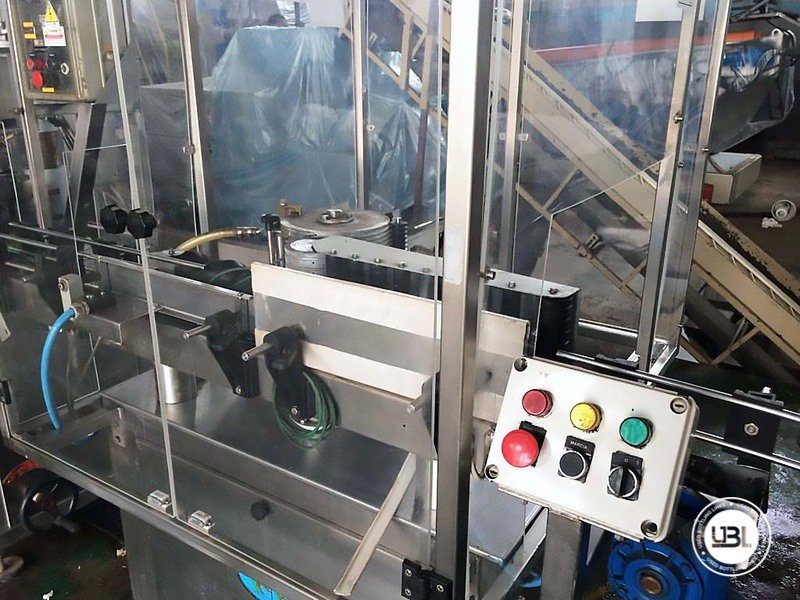 Used Complete Glass Line for Alcohol, Oil 2500 bph - 7