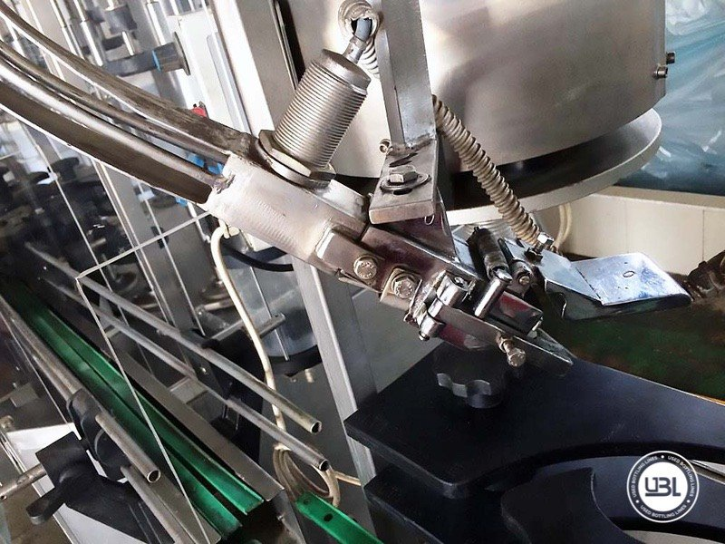 Used Complete Glass Line for Alcohol, Oil 2500 bph - 9
