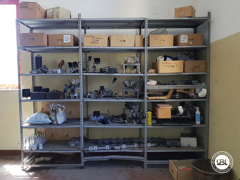 Used Complete Glass Line for Sparkling Wine, Spumante, Still Wine 4000 bph - 21