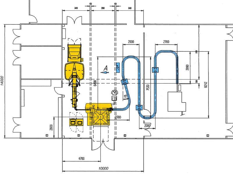 Linha completa de PET para Água - 30