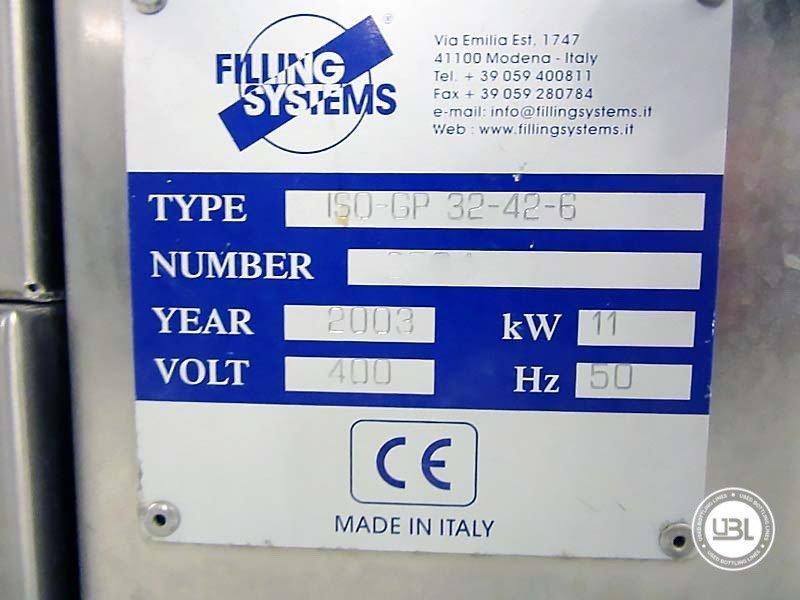 Monoblocos de Enchimento Filling Systems ISO-GP 32-42-6 - 6