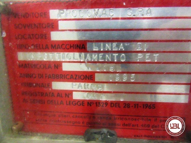 Monoblocos de Enchimento Procomac 50/60/10 - 9