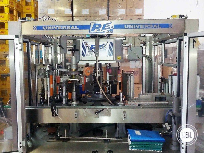 Rotuladoras P.E. Labellers Universal Master - 1