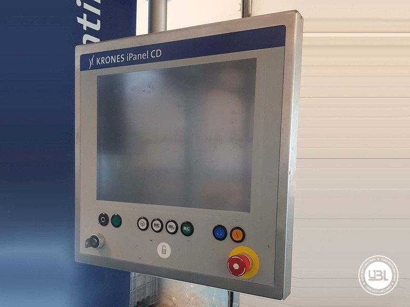 Used Labeler Krones Contiroll 720-18 30000 Bph - 2