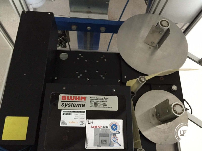 Rotuladoras Bluhm Systeme LA4041SE-LH-90 -203 OP - 11