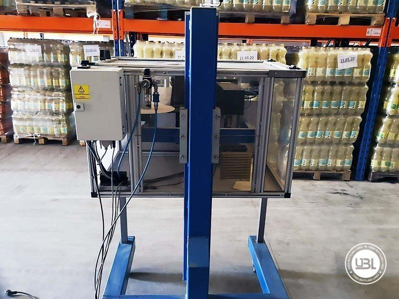 Rotuladoras Bluhm Systeme LA4041SE-LH-90 -203 OP - 2