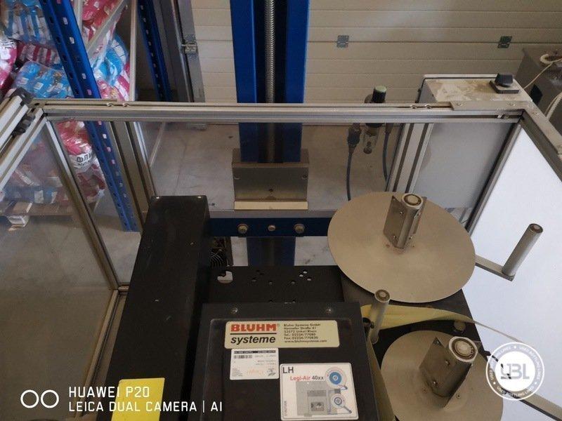 Rotuladoras Bluhm Systeme LA4041SE-LH-90 -203 OP - 5