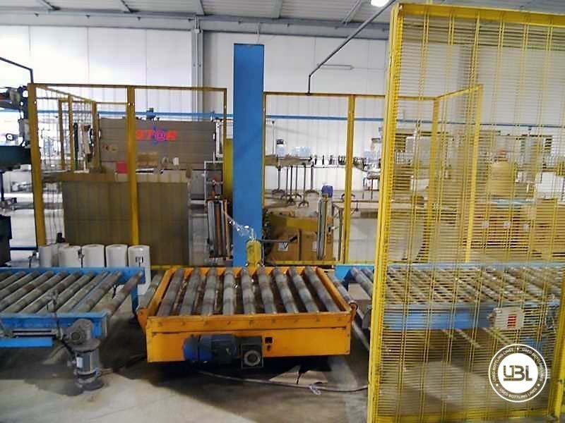 Used Pallet Stretch Wrapper AVE 14P - 1