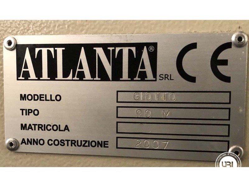 Wrap Around Atlanta Giotto 90 M - 2