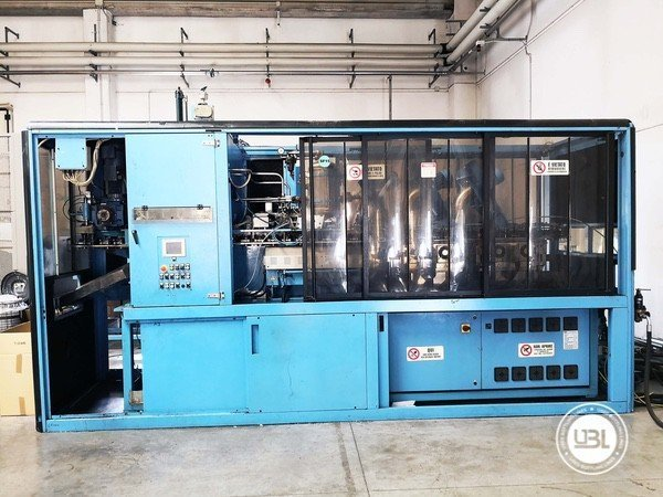 Used Blow Molding Machine Sipa SF 8/4 - 2
