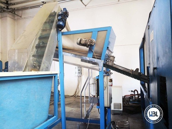 Used Blow Molding Machine Sipa SF 8/4 - 7