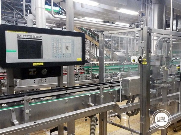 Used Isobaric Complete Can Line for Beer, Soft Drinks 60000 cph - 10