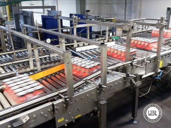 Used Isobaric Complete Can Line for Beer, Soft Drinks 60000 cph - 12