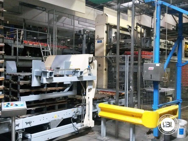 Used Isobaric Complete Can Line for Beer, Soft Drinks 60000 cph - 13