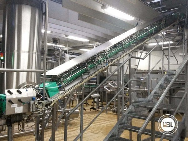 Used Isobaric Complete Can Line for Beer, Soft Drinks 60000 cph - 14