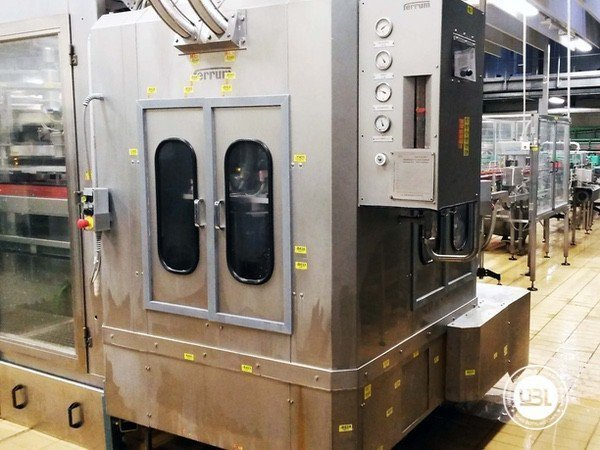 Used Isobaric Complete Can Line for Beer, Soft Drinks 60000 cph - 15
