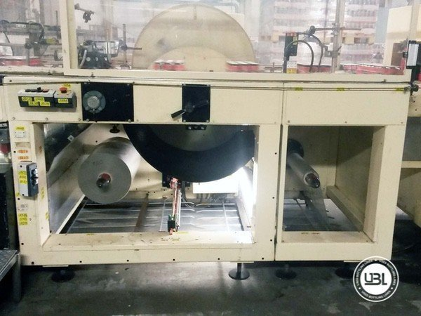 Used Isobaric Complete Can Line for Beer, Soft Drinks 60000 cph - 17