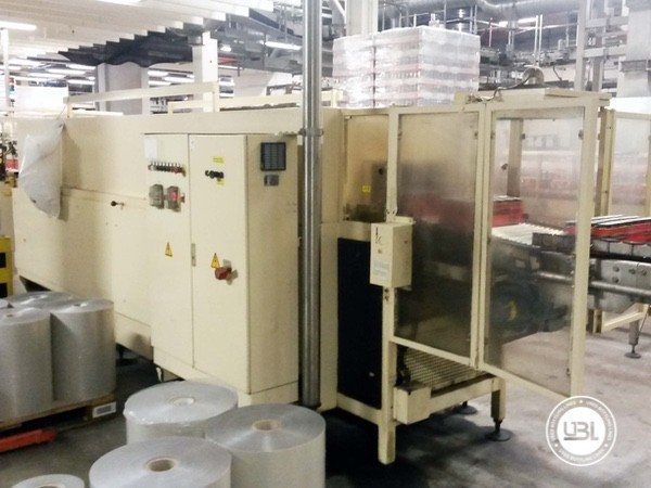 Used Isobaric Complete Can Line for Beer, Soft Drinks 60000 cph - 18