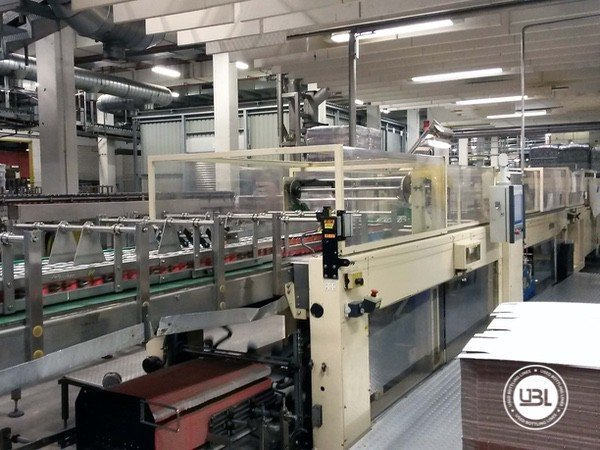 Used Isobaric Complete Can Line for Beer, Soft Drinks 60000 cph - 19
