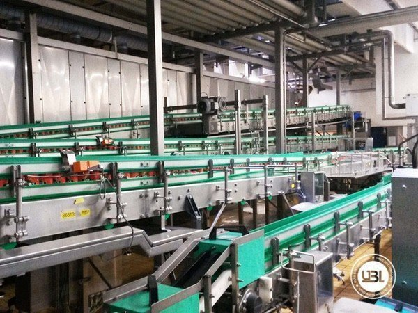 Used Isobaric Complete Can Line for Beer, Soft Drinks 60000 cph - 2