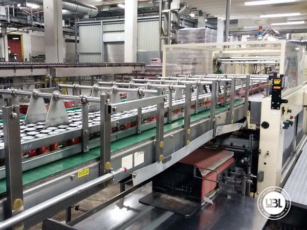 Used Isobaric Complete Can Line for Beer, Soft Drinks 60000 cph - 20