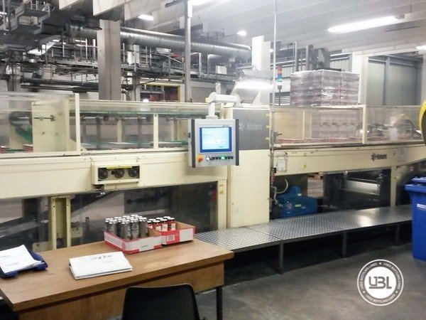 Used Isobaric Complete Can Line for Beer, Soft Drinks 60000 cph - 21