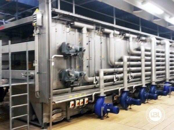 Used Isobaric Complete Can Line for Beer, Soft Drinks 60000 cph - 22