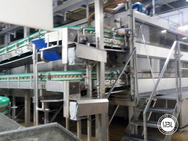 Used Isobaric Complete Can Line for Beer, Soft Drinks 60000 cph - 23