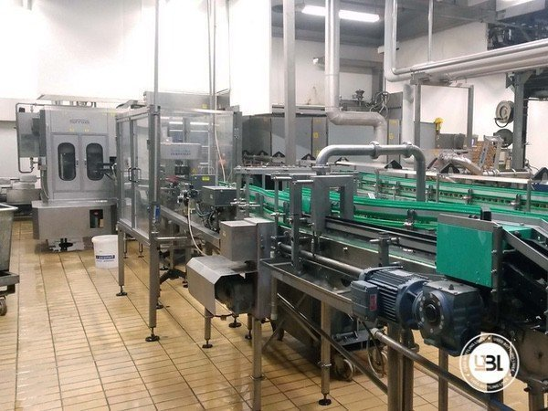 Used Isobaric Complete Can Line for Beer, Soft Drinks 60000 cph - 4