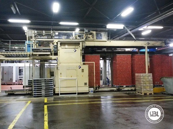 Used Isobaric Complete Can Line for Beer, Soft Drinks 60000 cph - 5