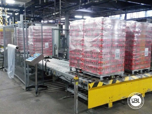 Used Isobaric Complete Can Line for Beer, Soft Drinks 60000 cph - 7