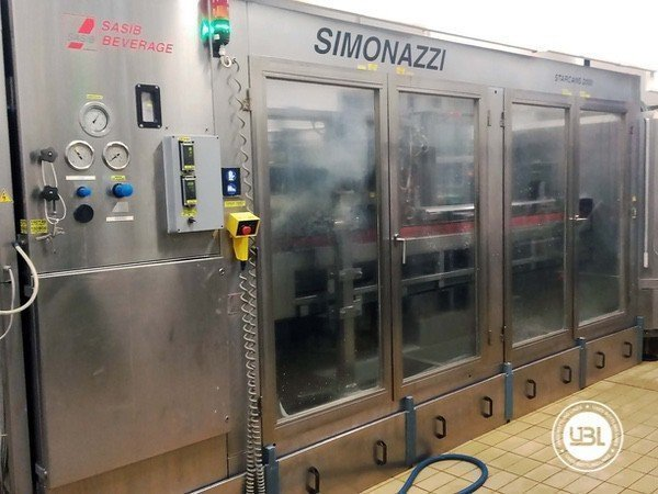 Used Isobaric Complete Can Line for Beer, Soft Drinks 60000 cph - 8