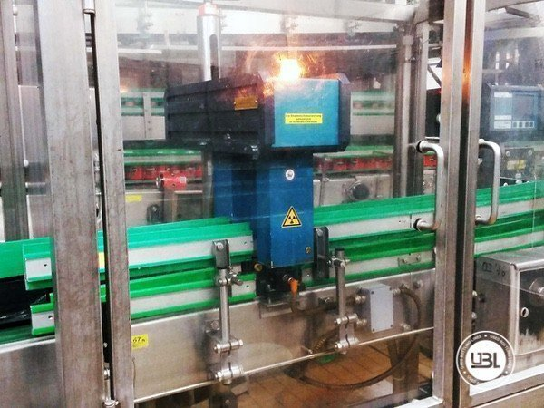 Used Isobaric Complete Can Line for Beer, Soft Drinks 60000 cph - 9