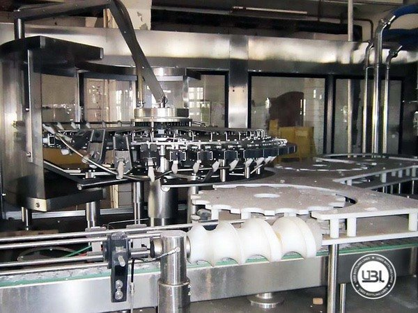Used Complete Glass Line for Still Wine 12000 bph - 12