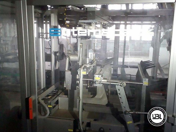 Used Complete Glass Line for Still Wine 12000 bph - 14