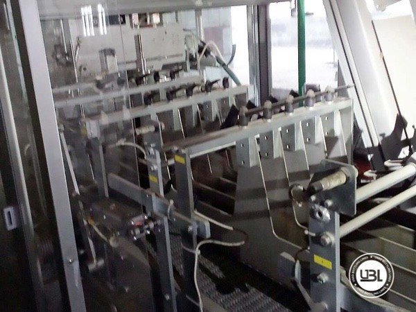 Used Complete Glass Line for Still Wine 12000 bph - 15