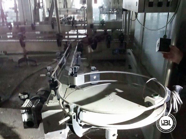 Used Complete Glass Line for Still Wine 12000 bph - 17