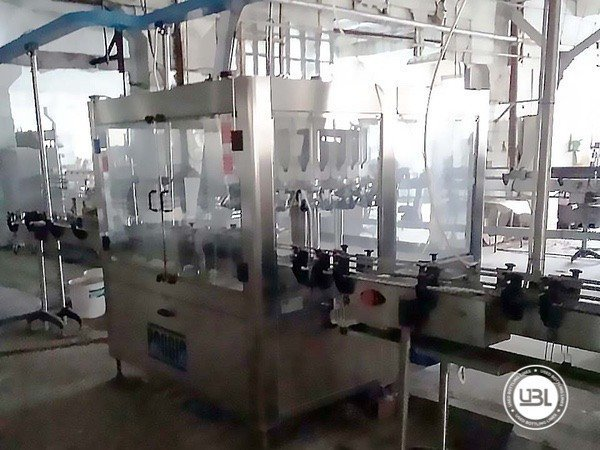 Used Complete Glass Line for Still Wine 12000 bph - 18