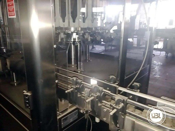 Used Complete Glass Line for Still Wine 12000 bph - 2