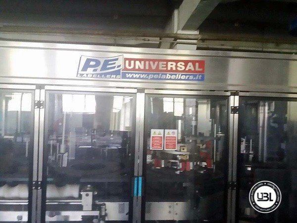 Used Complete Glass Line for Still Wine 12000 bph - 3