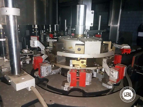Used Complete Glass Line for Still Wine 12000 bph - 4