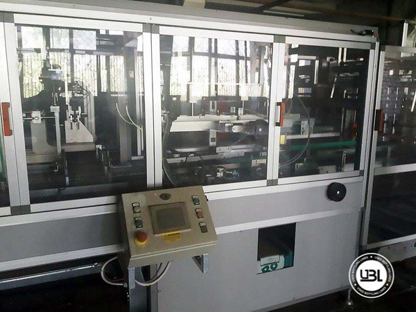 Used Complete Glass Line for Still Wine 12000 bph - 7
