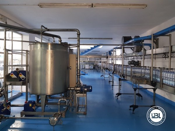 Used Complete PET Line for Water 15000 bph - 11