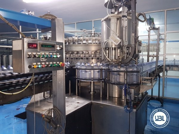 Used Complete PET Line for Water 15000 bph - 20