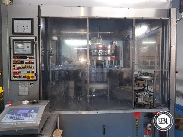Used Complete PET Line for Water 15000 bph - 21