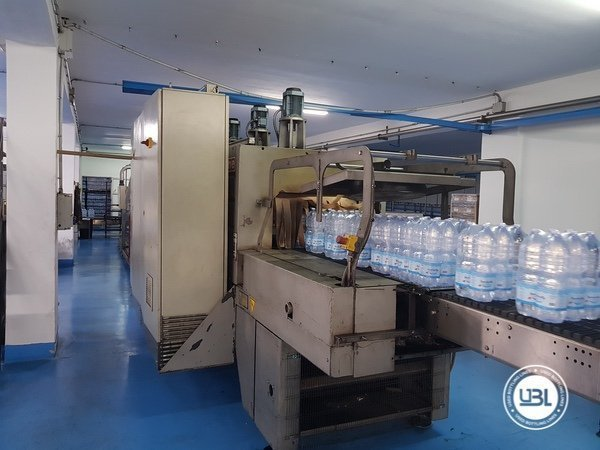 Used Complete PET Line for Water 15000 bph - 25