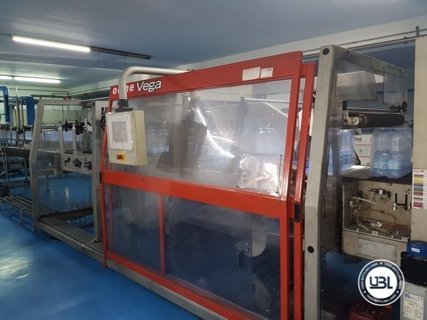 Used Complete PET Line for Water 15000 bph - 22