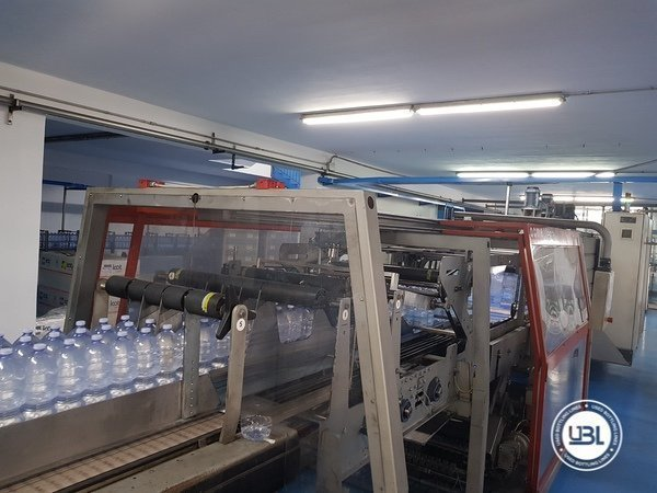 Used Complete PET Line for Water 15000 bph - 23