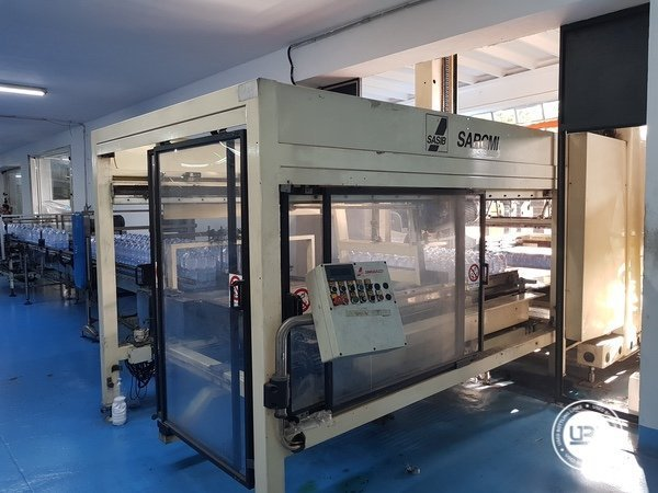 Used Complete PET Line for Water 15000 bph - 18